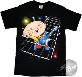 Family Guy Stewie Hero T-Shirt