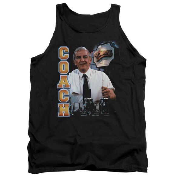 Cheers Coach Adult Tank