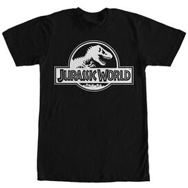 Jurassic World Basic Logo T-Shirt