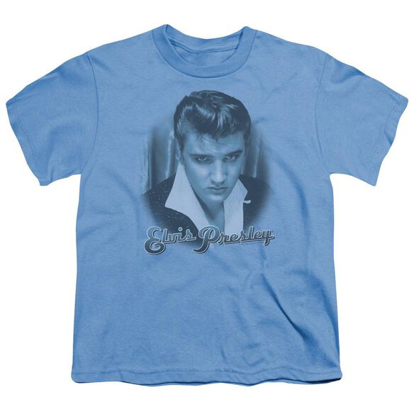 Elvis Suede Fade Short Sleeve Youth Carolina T-Shirt