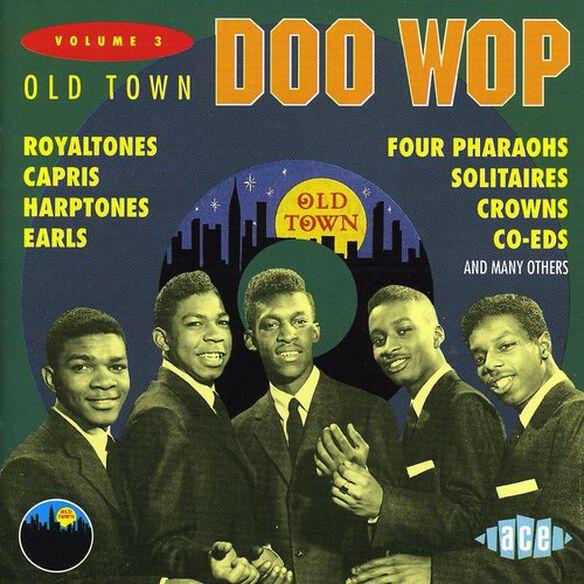 Various Artists - Old Town Doo Wop 3 / Various