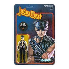 Judas Priest Rob Halford ReAction Figure