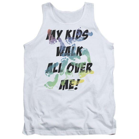 Walking Kids Adult Tank