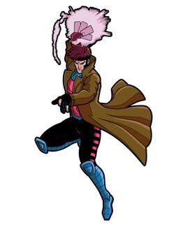 X-Men - Gambit FiGPiN