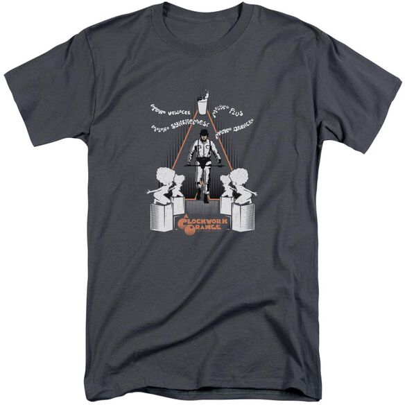 A Clockwork Orange Sharpen You Up Short Sleeve Adult Tall T-Shirt
