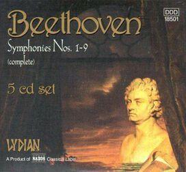 - Beethoven: Symphonies Nos. 1-9 (Complete) [Box Set]