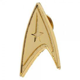 Star Trek Insignia Pin Set