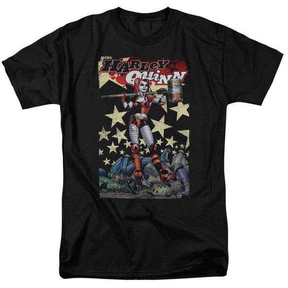 Batman Quinn One Short Sleeve Adult T-Shirt