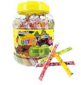 Juizee Juice Jelly Fruit Sticks Jar - Tik Tok