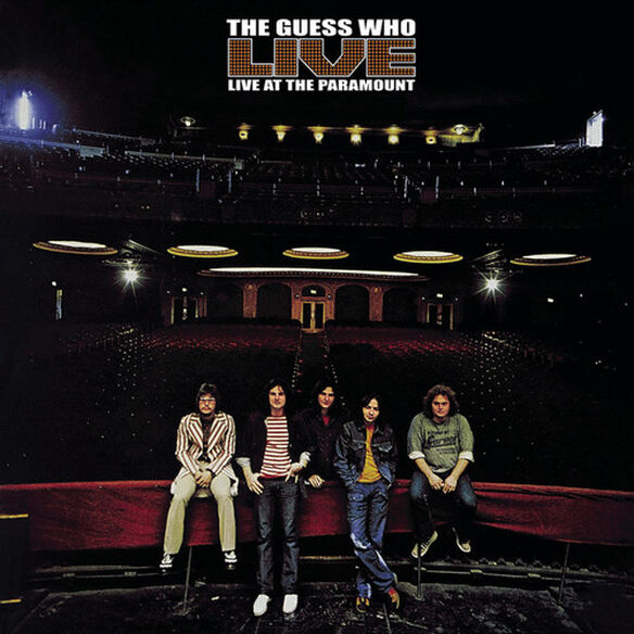 The Guess Who - Live At The Paramount