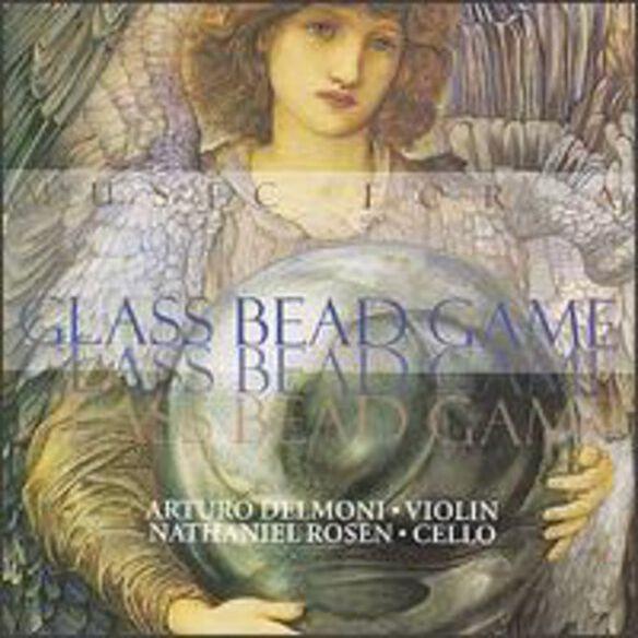 Arturo Delmoni Nathaniel Rosen - Music for a Glass Bead Game
