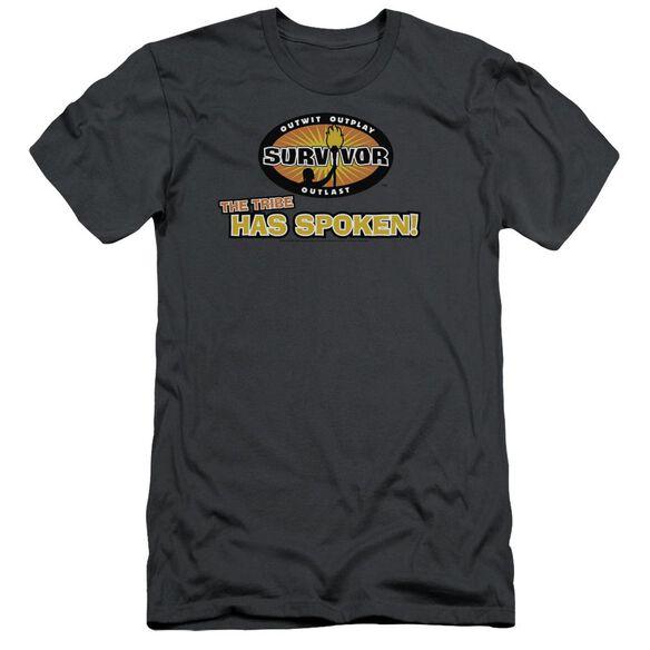 Survivor Tribe Has Spoken Short Sleeve Adult T-Shirt