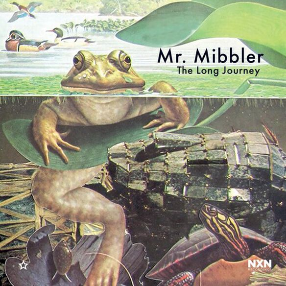 Ersford/ Mr Mibbler - Long Journey