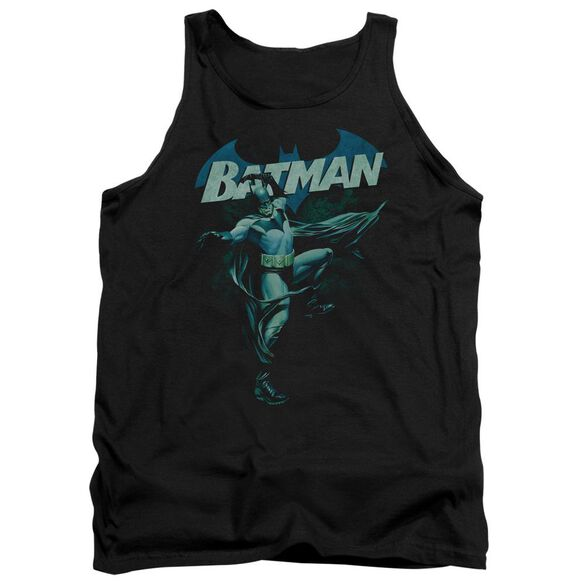 Batman Blue Bat Adult Tank