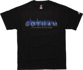 Gotham City Before Dark Knight T-Shirt