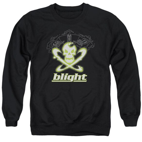 Batman Beyond Blight Adult Crewneck Sweatshirt