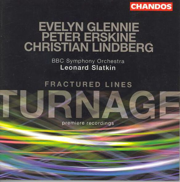 M. Turnage - Fractured Lines / Another Set to / Silent Cities