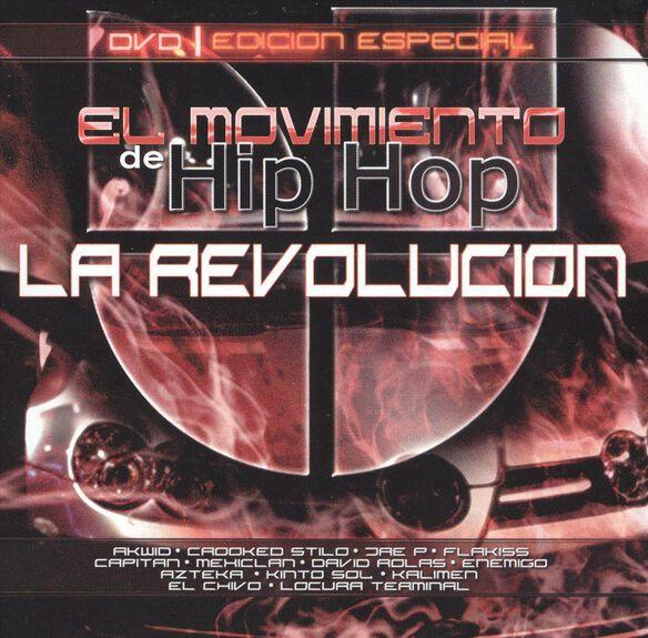 Movimiento Hip Hop+Dvd