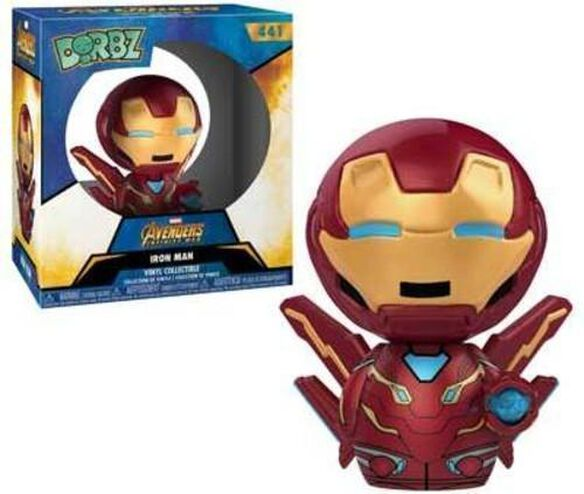 Funko Dorbz: Avengers Infinity War Iron Man With Wings
