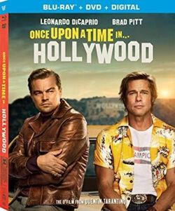 Once Upon A Time In Hollywood (2pc) (W/DVD) / (WS)