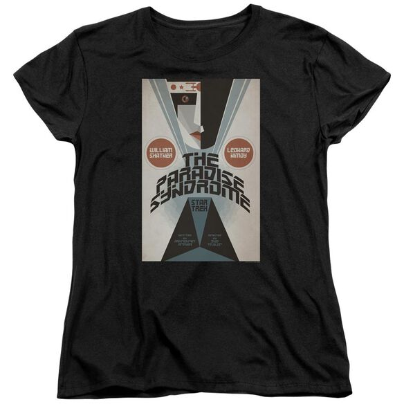 Star Trek Tos Episode 58 Short Sleeve Womens Tee T-Shirt