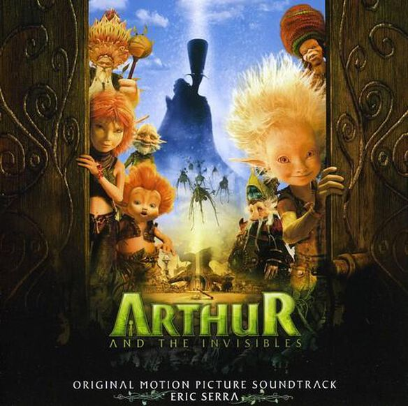 Arthur & The Invisibles / O.S.T. (Mod)