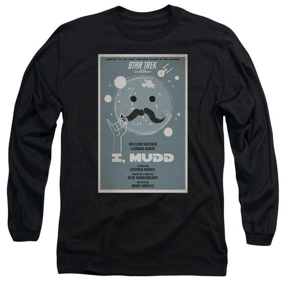 Star Trek Tos Episode 37 Long Sleeve Adult T-Shirt