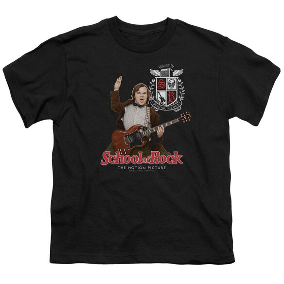 School Of Rock The Teacher Is In Short Sleeve Youth T-Shirt