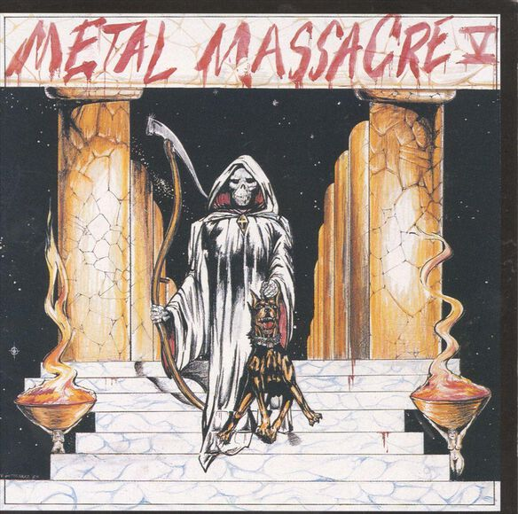 Vol. 5 Metal Massacre