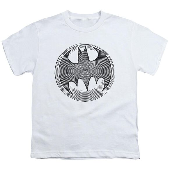 Batman Knight Knockout Short Sleeve Youth T-Shirt