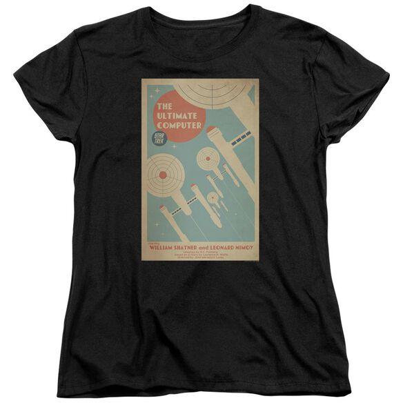 Star Trek Tos Episode 53 Short Sleeve Womens Tee T-Shirt