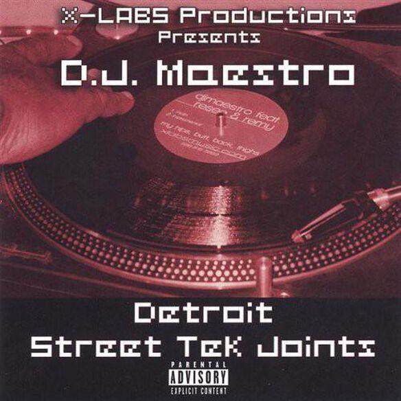 Detroit Street Tek Joints