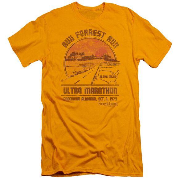 Forrest Gump Ultra Marathon Short Sleeve Adult T-Shirt