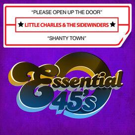 Little Charles & the Sidewinders - Please Open Up The Door / Shanty Town (Digital 45)