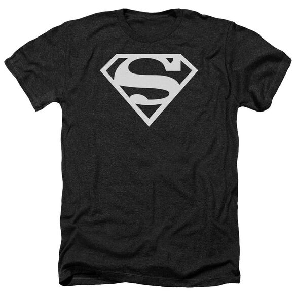 Superman Logo Adult Heather