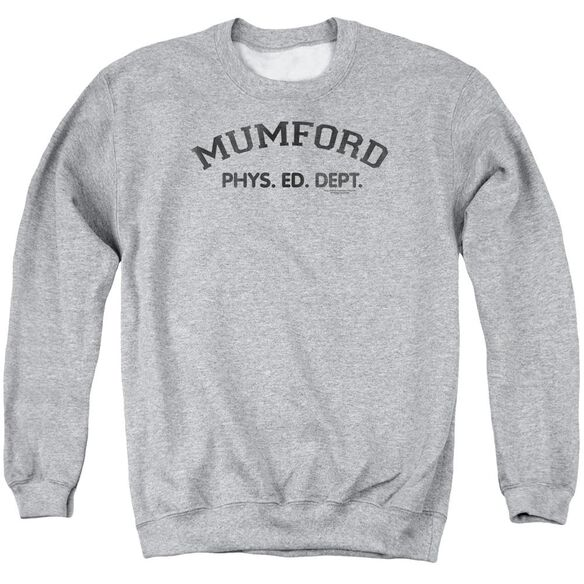 Beverly Hills Cop Mumford Adult Crewneck Sweatshirt Athletic