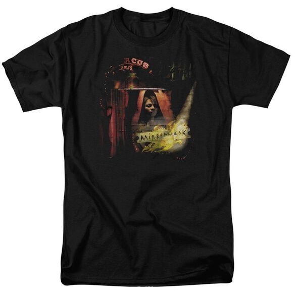 Mirrormask Big Top Poster Short Sleeve Adult T-Shirt