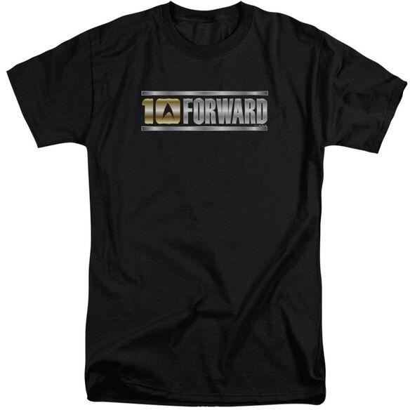 Star Trek Ten Forward Short Sleeve Adult Tall T-Shirt