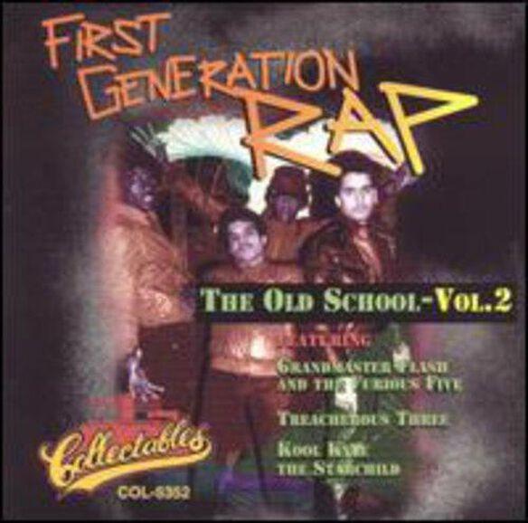Various Artists - First Generation Rap 2 / Various