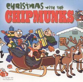 The Chipmunks - Christmas with the Chipmunks [Madacy]