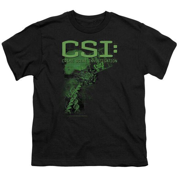 CSI EVIDENCE - S/S YOUTH 18/1 T-Shirt