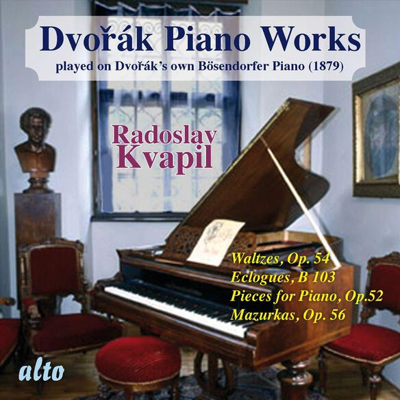 Dvorak / Piano Works Played On Dvorak's Own Ii
