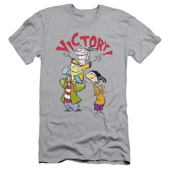 Ed Edd N Eddy Victory Short Sleeve Adult T-Shirt