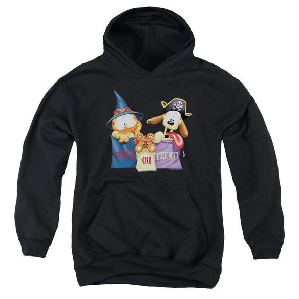 Garfield Grab Bags Youth Pull Over Hoodie