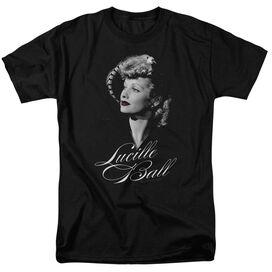 Lucille Ball Pretty Gaze Short Sleeve Adult T-Shirt