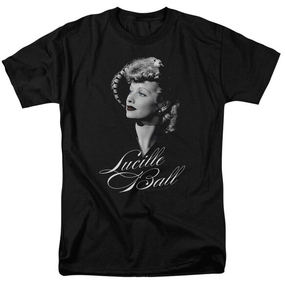 Lucille Ball Pretty Gaze Short Sleeve Adult T-Shirt