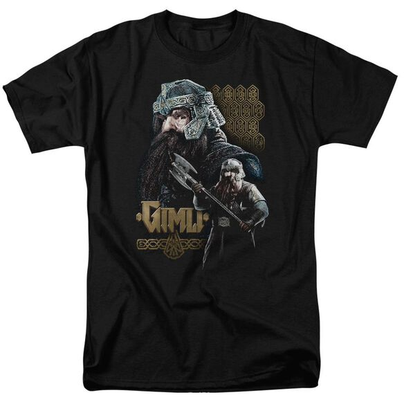 Lor Gimli Short Sleeve Adult T-Shirt