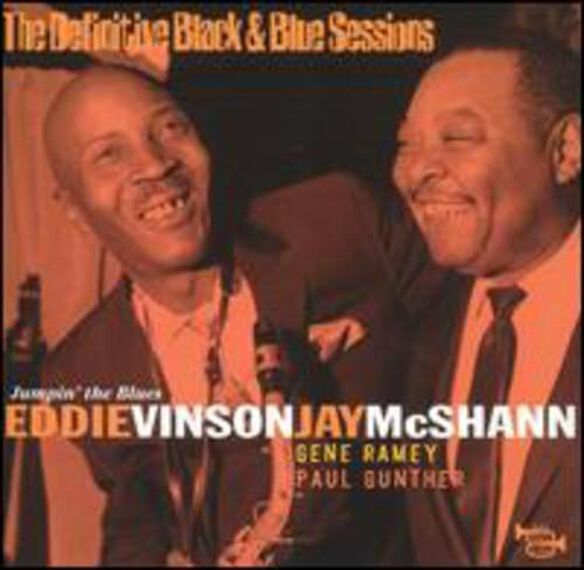 Jumpin The Blues (Definitive Black Sessions)