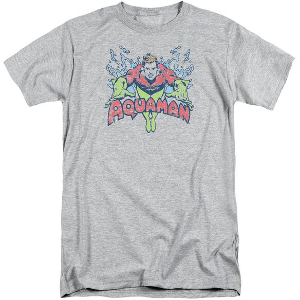 Dc Splish Splash Short Sleeve Adult Tall Athletic T-Shirt
