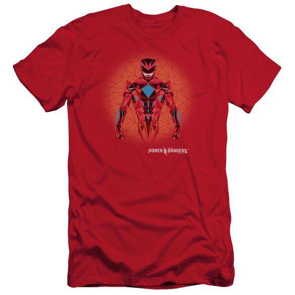 Power Rangers Power Ranger Graphic Short Sleeve Adult T-Shirt